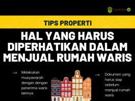 Hal yang Harus Diperhatikan dalam Menjual Rumah Waris