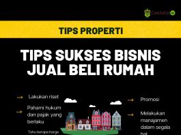 Tips Sukses Bisnis Jual Beli Rumah