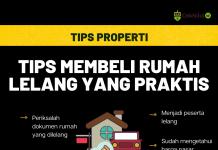 Tips Membeli Rumah Lelang yang Praktis