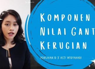 Komponen Nilai Ganti Kerugian - Youtube Penilaian.id