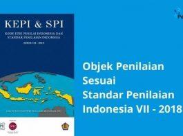 Objek Penilaian sesuai SPI Penilaian.id
