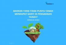 Perpres No. 62/2018 tentang Penanganan Dampak Sosial Kemasyarakatan dalam rangka Penyediaan Tanah untuk Pembangunan Nasional